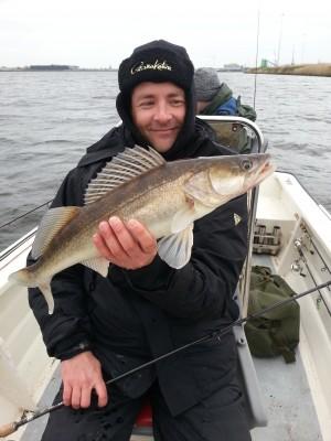 kees Deelder, pionier op het gebied van de karpervisserij in Frankrijk.